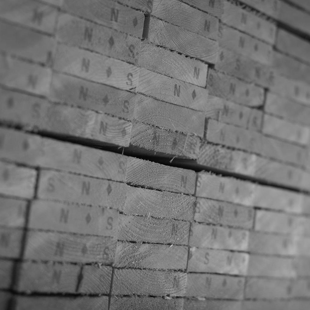 Värmebehandlat trä enligt ISPM 15