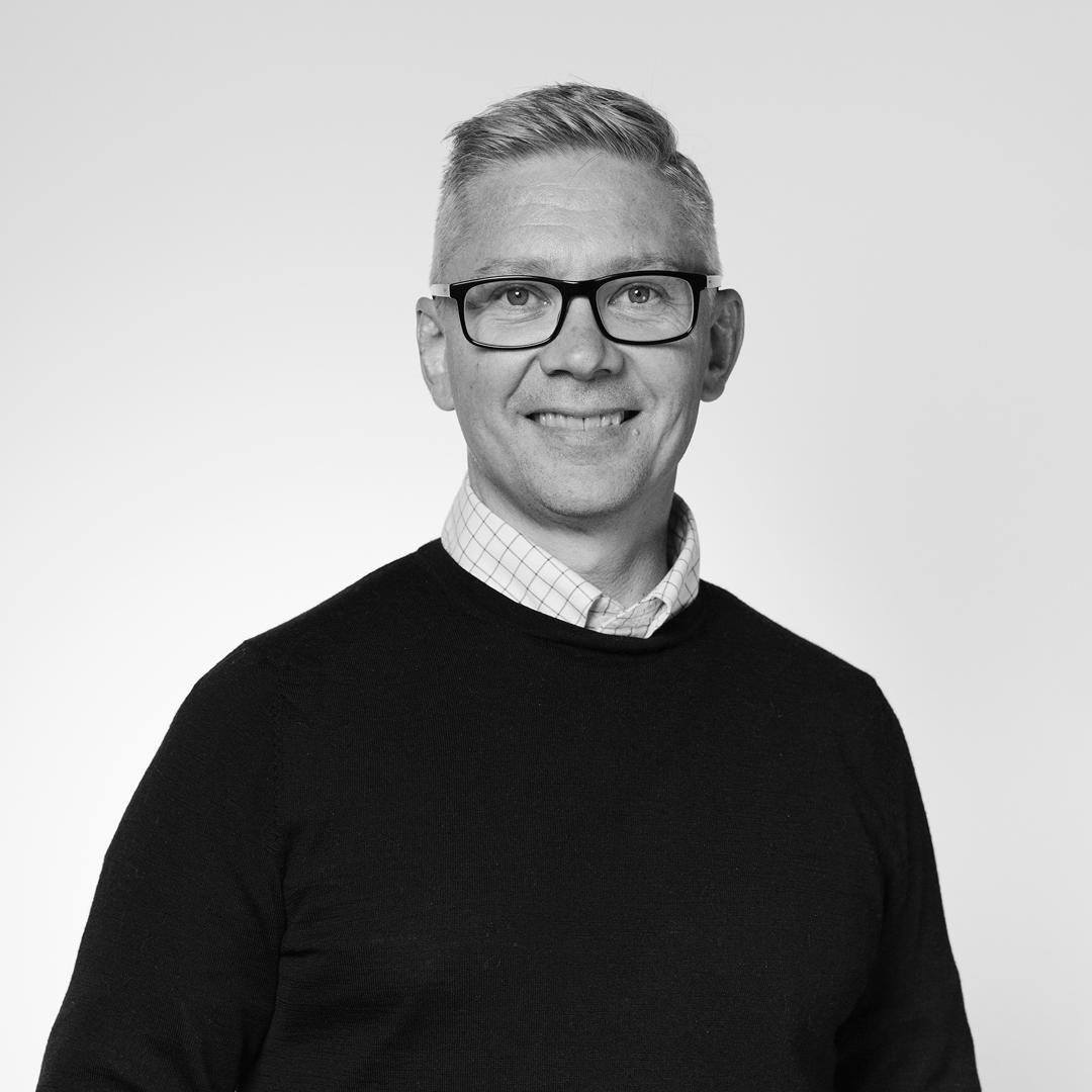 Porträttfoto av Rickard Björkman
