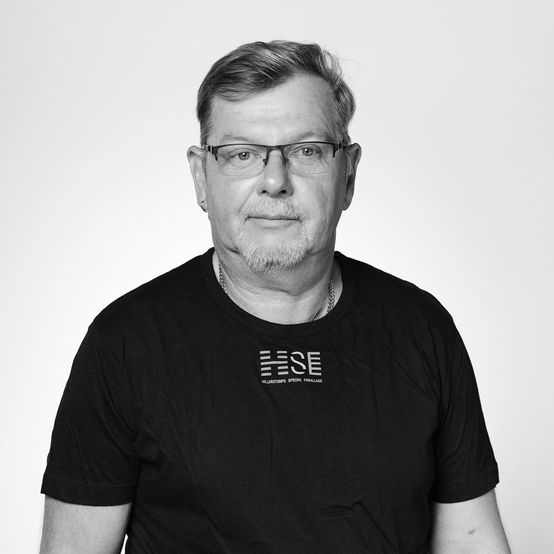 Personalfoto: Erik Davidsson, HSE
